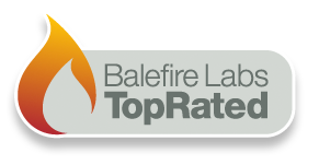 Balefire Labs TopRated logo
